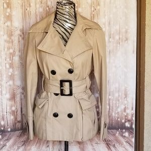 NWOT Zara trench coat size small